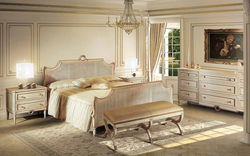 luxus schlafzimmer boito und luxus betten aus italien. Black Bedroom Furniture Sets. Home Design Ideas