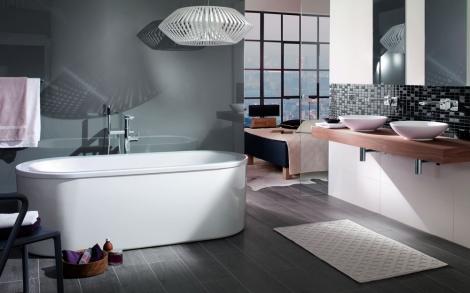 badezimmer baeder bad und wellness von villeroy boch design badewanne. Black Bedroom Furniture Sets. Home Design Ideas