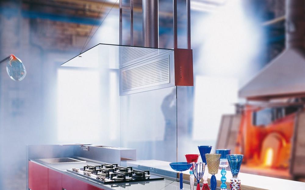 dunstabzug f r ihre k che von valcucine lifestyle und design. Black Bedroom Furniture Sets. Home Design Ideas