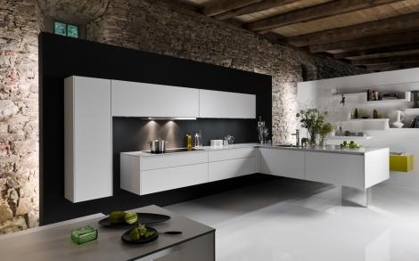 Kuche swing lifestyle von warendorf kuchen lifestyle und for Küchen design outlet