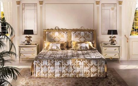 Luxus schlafzimmer cimarosa und luxus betten aus italien - Designermobel italien ...