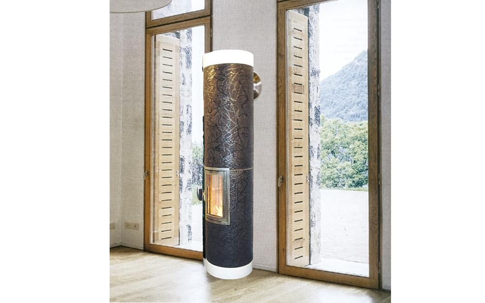 kachelofen design quadra lifestyle und design. Black Bedroom Furniture Sets. Home Design Ideas