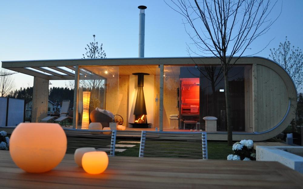 luxus gartenhaus von ettwein | lifestyle und design, Garten ideen