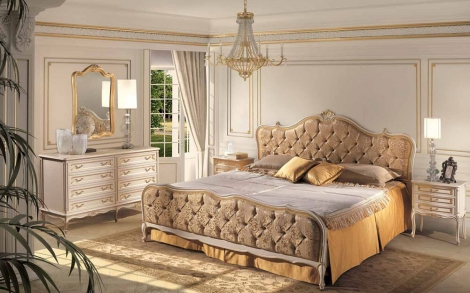 luxus schlafzimmer salieri des interior designer angelo cappellini lifestyle und design. Black Bedroom Furniture Sets. Home Design Ideas