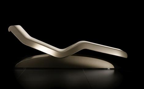 Design Relaxliege | Beheizbare Relax Liege Aus Marmor Lifestyle Und Design