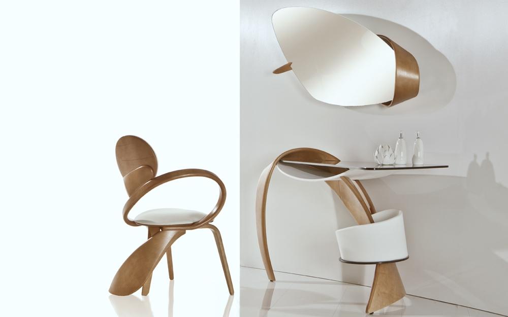 Handgearbeitete designer garderobe lifestyle und design for Garderobe italienisches design