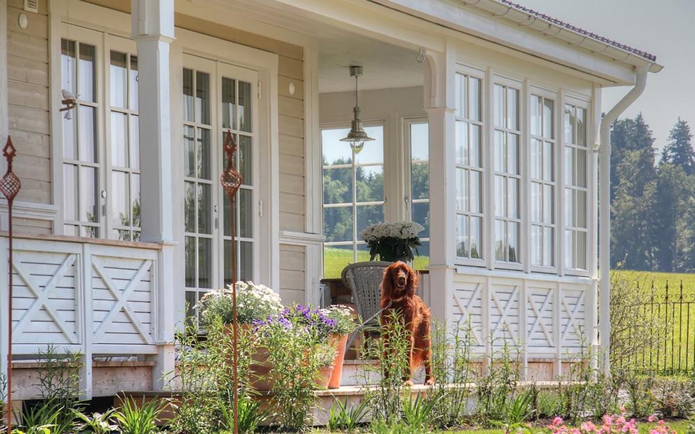 architektenhaus schwedenhaus von greenville lifestyle und design. Black Bedroom Furniture Sets. Home Design Ideas