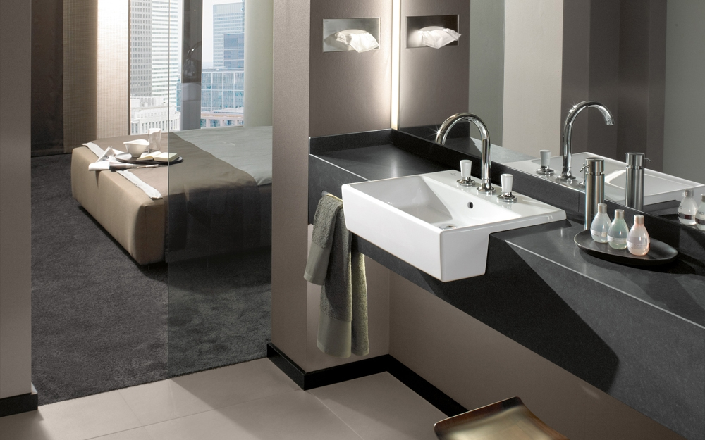 Design badewanne von villeroy boch lifestyle und design for Badezimmer berlin