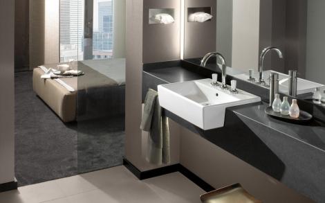 badezimmer baeder bad und wellness von villeroy boch vorbauwaschtisch fuer moderne