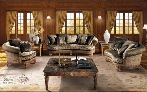 Exklusives Sofa Und Exklusive Sessel Lifestyle Und Design