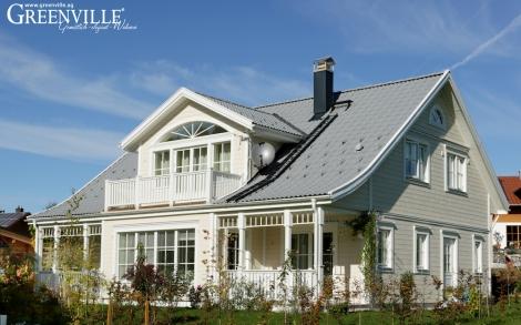 traumhaus im schwedischen herrnhausstil lifestyle und design. Black Bedroom Furniture Sets. Home Design Ideas