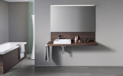 konsole delos fürs bad von duravit | lifestyle und design, Badezimmer