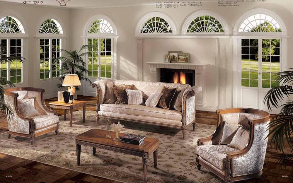 Luxus stilm bel sitzgarnitur sessel uns tisch lifestyle und design - Luxus polstermobel ...