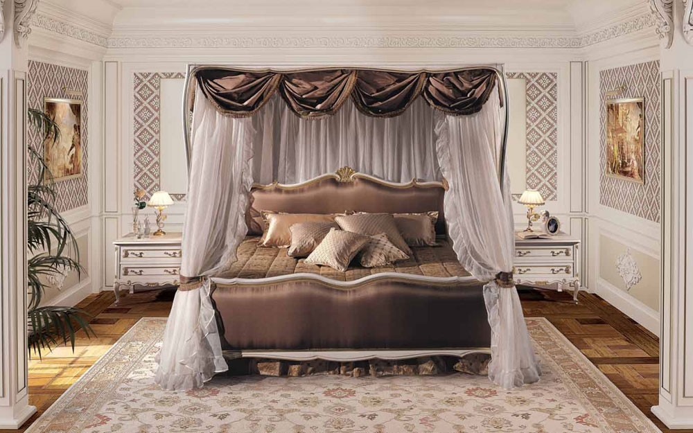 luxus schlafzimmer berlioz und luxus betten aus italien lifestyle und design. Black Bedroom Furniture Sets. Home Design Ideas
