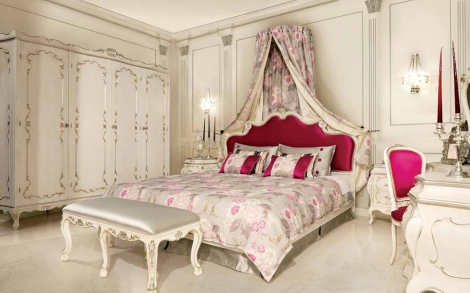 Luxus Schlafzimmer Boito und Luxus Betten aus Italien | Lifestyle ...