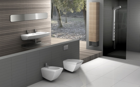 edle keramik waschtische bidet und wc aus italien lifestyle und design. Black Bedroom Furniture Sets. Home Design Ideas