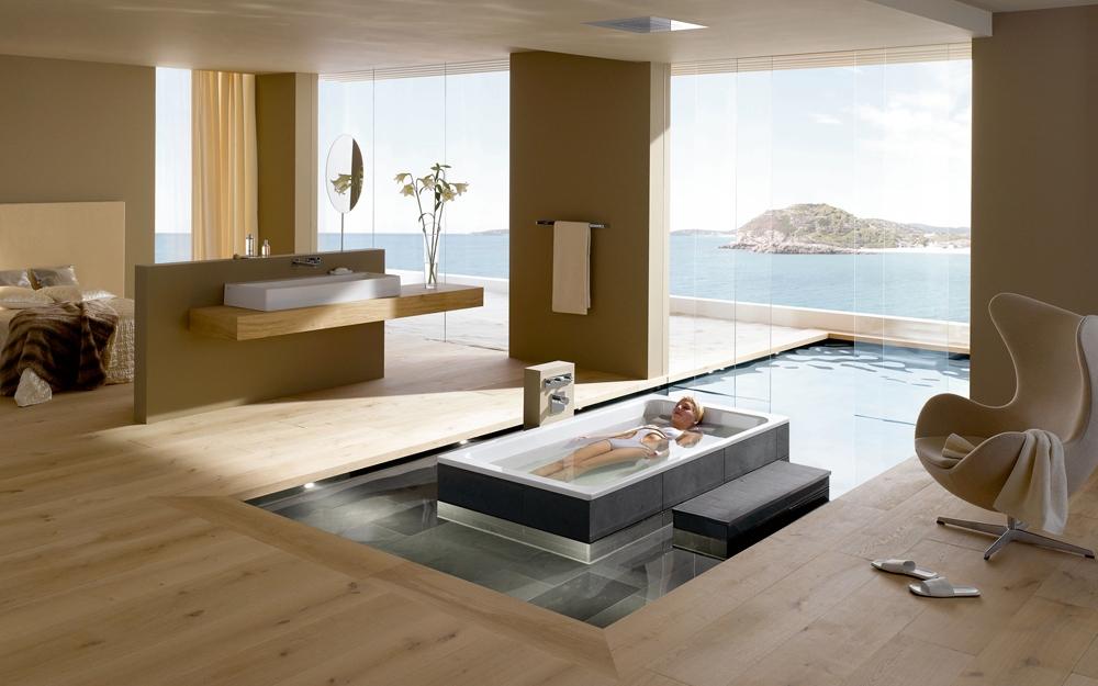 Traumbäder  Ovale Badewanne in zwei Farben von Kaldewei | Lifestyle und Design