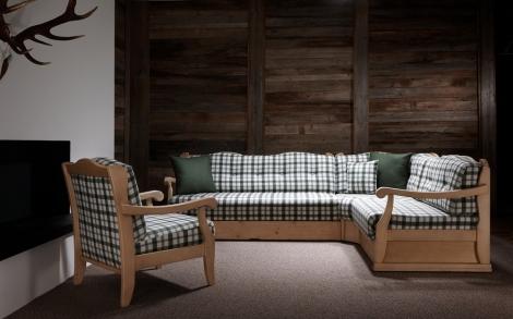 Ecksofa Landhausstil ecksofa mit auszug im landhausstil lifestyle und design
