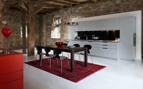 k che einzeiler von warendorf k chen lifestyle und design. Black Bedroom Furniture Sets. Home Design Ideas