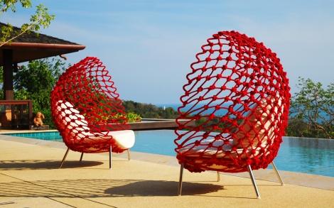 Gartenstuhl Dragnet - Gartenmöbel auf | Lifestyle und Design