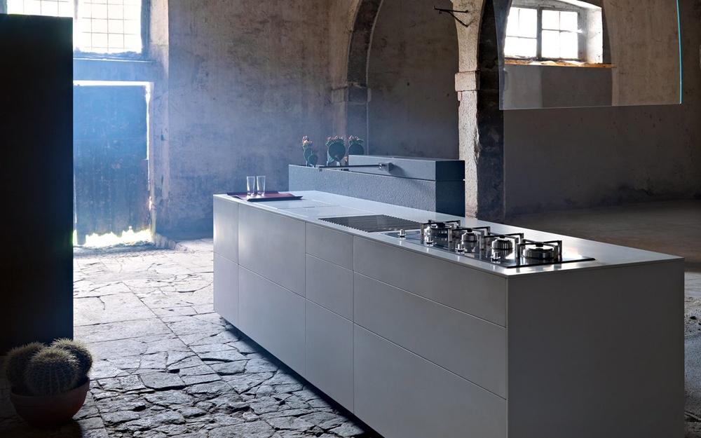 k chen aus italien. Black Bedroom Furniture Sets. Home Design Ideas