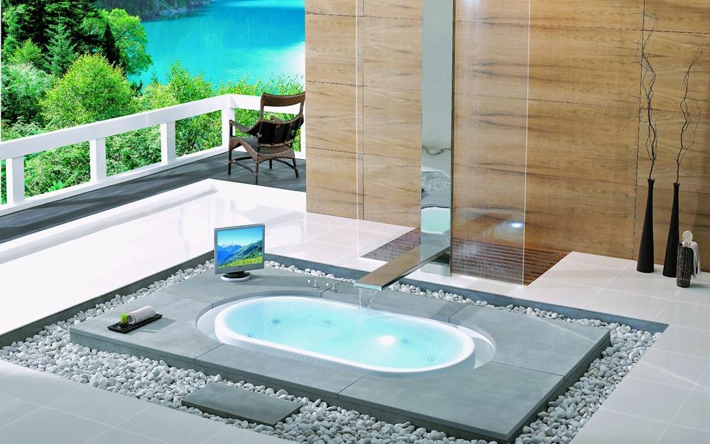 Exklusives Design für Bäder und Badezimmer von Käsch | Lifestyle und ...