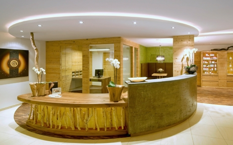 Architektur von wellness und spa hotel lifestyle und design for Wellnesshotel design