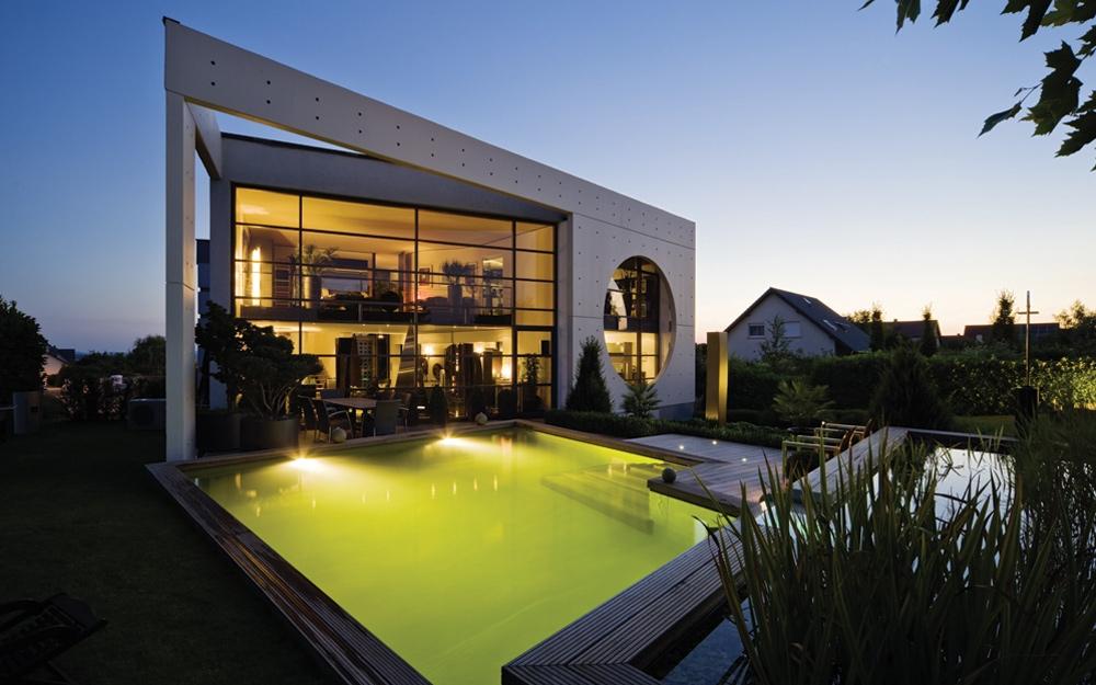 Gartenteich schwimmteich oder gartengestaltung von for Exklusive gartengestaltung