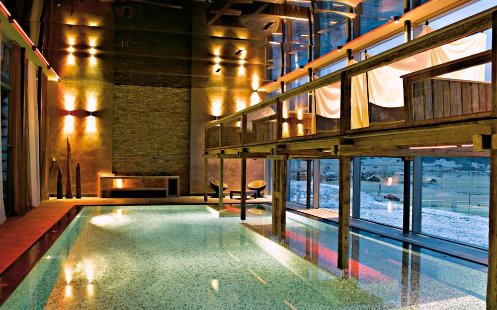 Architektur von wellness und spa hotel lifestyle und design for Wellness design hotel