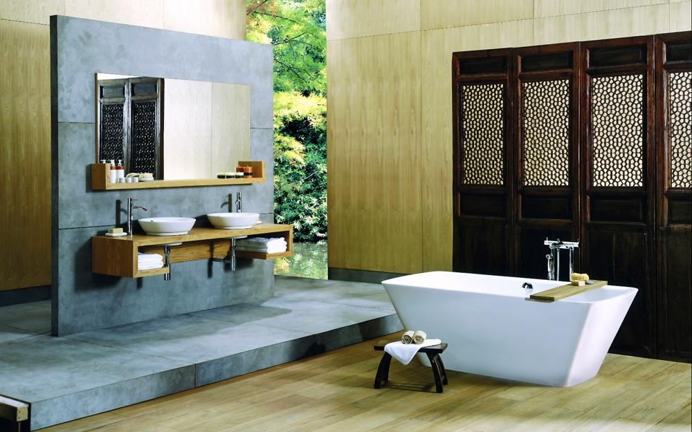 exklusive badezimmer armaturen raum und m beldesign. Black Bedroom Furniture Sets. Home Design Ideas