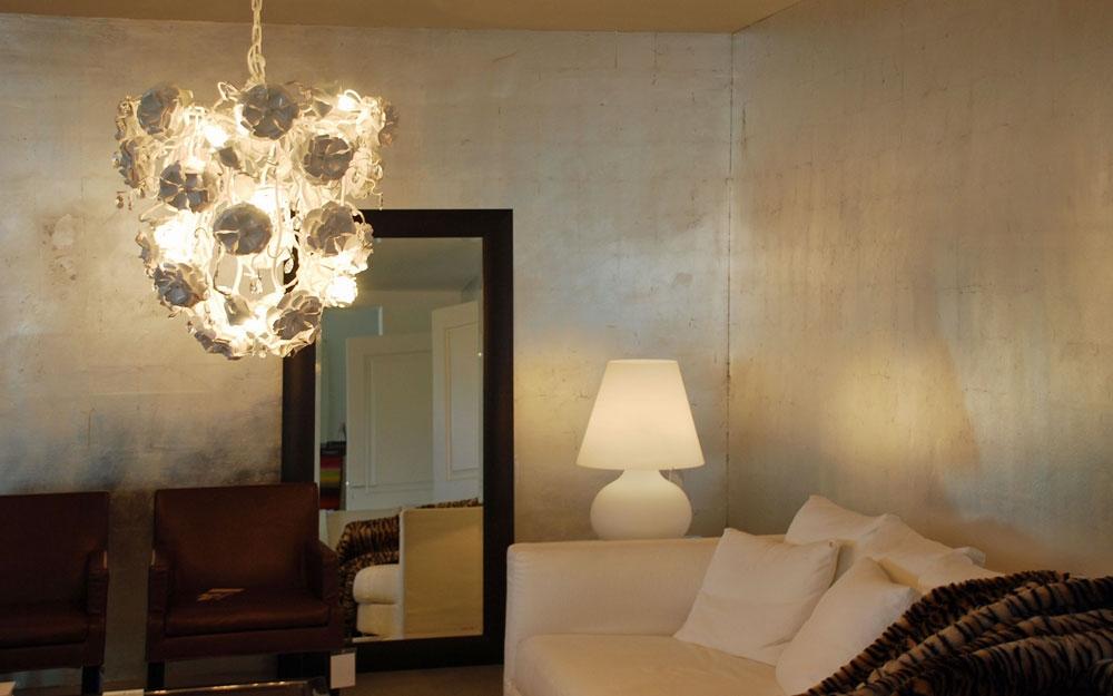 wandgestaltung durch wandmalerei mit wandfarben lifestyle und design. Black Bedroom Furniture Sets. Home Design Ideas