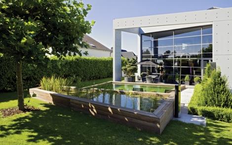 Gartenteich, Schwimmteich oder Gartengestaltung von TeichMeister ...
