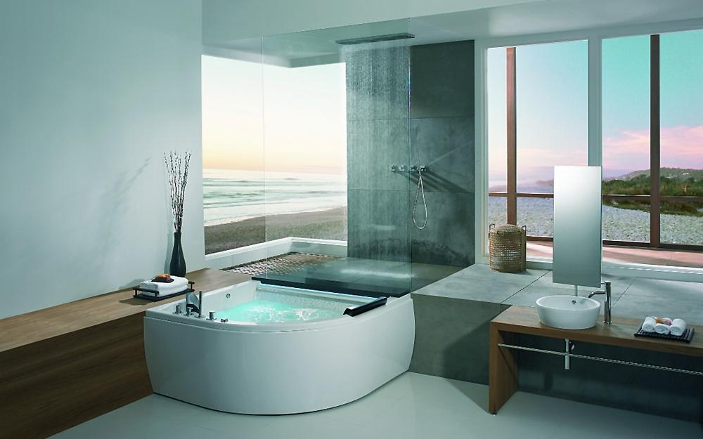 Exklusives design f r b der und badezimmer von k sch for Exklusive badezimmer