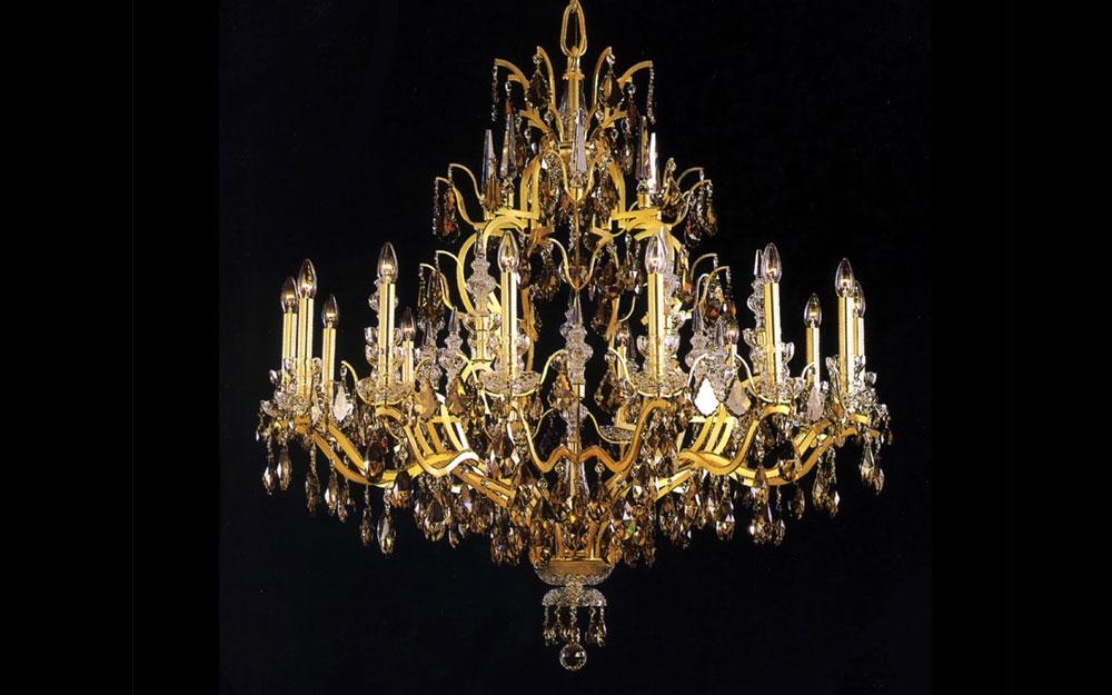 Faustig kristall leuchter lifestyle und design for Kristall leuchte