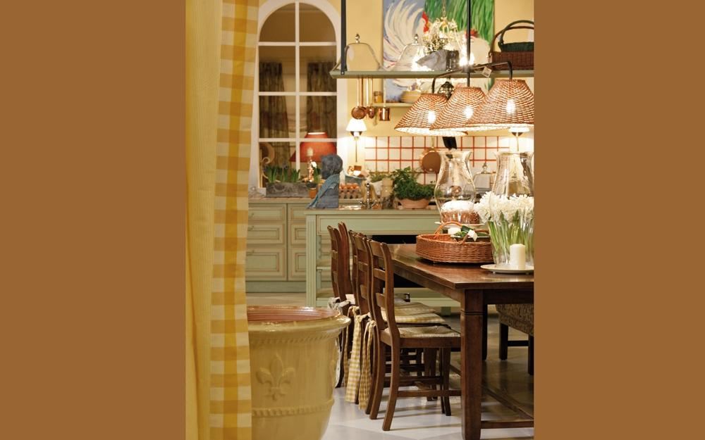 Tisch st hle deko wohnen und einrichten mit domicil for Wohnen und design