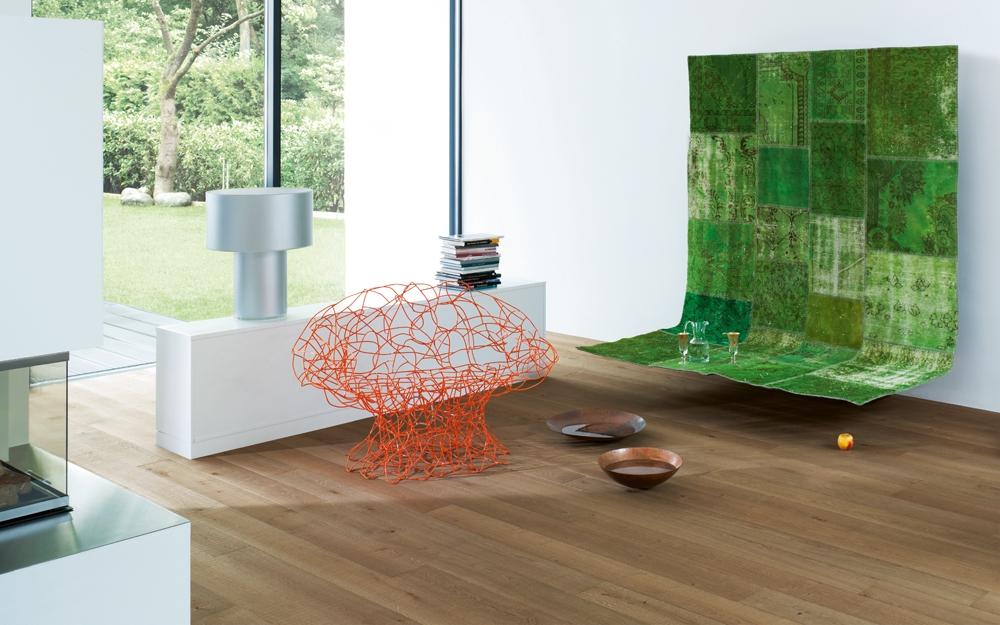 parkett holz oder laminat als boden von parador lifestyle und design. Black Bedroom Furniture Sets. Home Design Ideas
