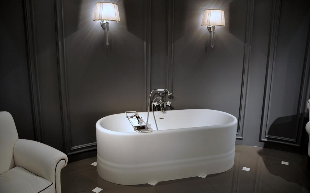 goldene badewanne mida von devon devon lifestyle und. Black Bedroom Furniture Sets. Home Design Ideas