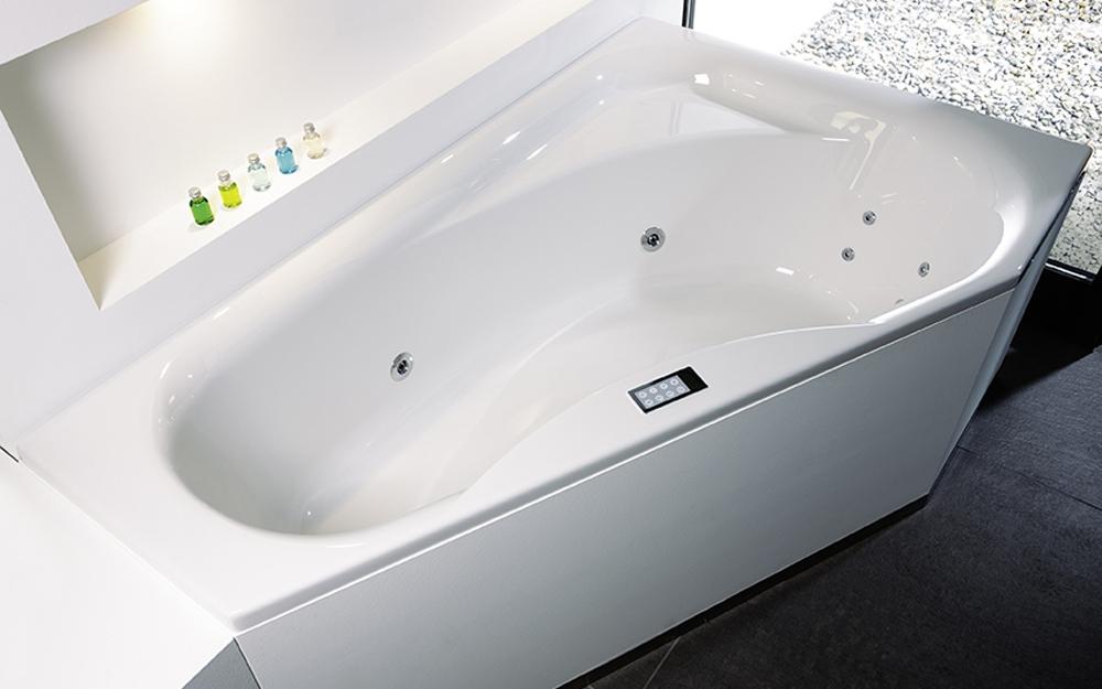 Ein Whirlpool Badewanne Fur Ihr Badezimmer Von Repabad Lifestyle