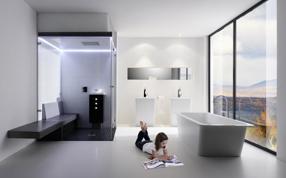 ein whirlpool badewanne f r ihr badezimmer von repabad lifestyle und design. Black Bedroom Furniture Sets. Home Design Ideas