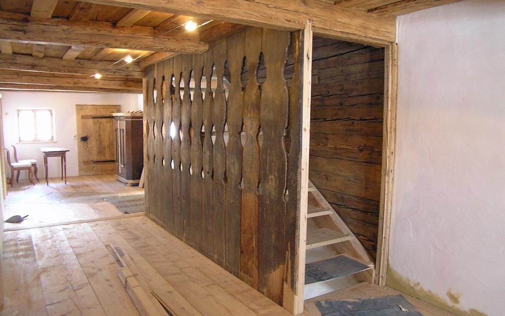 Abtragen eines alten blockhaus umsetzen von blockh user lifestyle und design - Modern einrichten mit alten mobeln ...