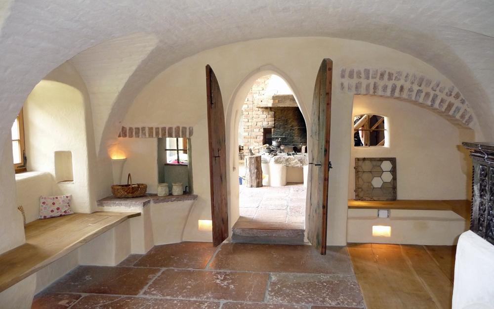 sanierter bauernhof alte bauernh fe neu gebaut lifestyle und design. Black Bedroom Furniture Sets. Home Design Ideas