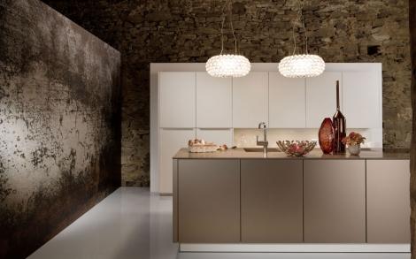 Küche Bronzeglas von Warendorf Küchen | Lifestyle und Design
