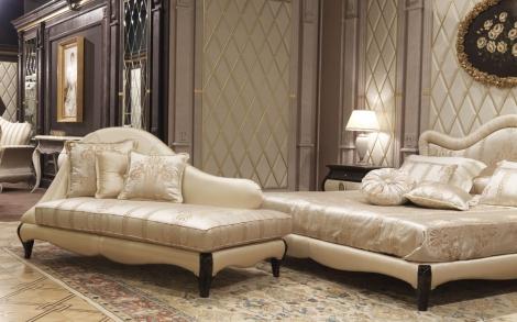 Italienische Moebel Design Von TURRI Chaiselongue Aus Der Kollektion  Versailles