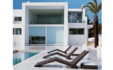 chaiselongue von unopi lifestyle und design. Black Bedroom Furniture Sets. Home Design Ideas