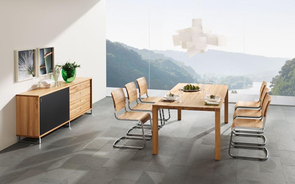regal wohnwand m bel und design zum einrichten und wohnen von team 7 lifestyle und design. Black Bedroom Furniture Sets. Home Design Ideas