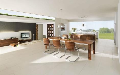 Esstisch mit stühlen – moderne esszimmermöbel aus holz   2014 12 ...