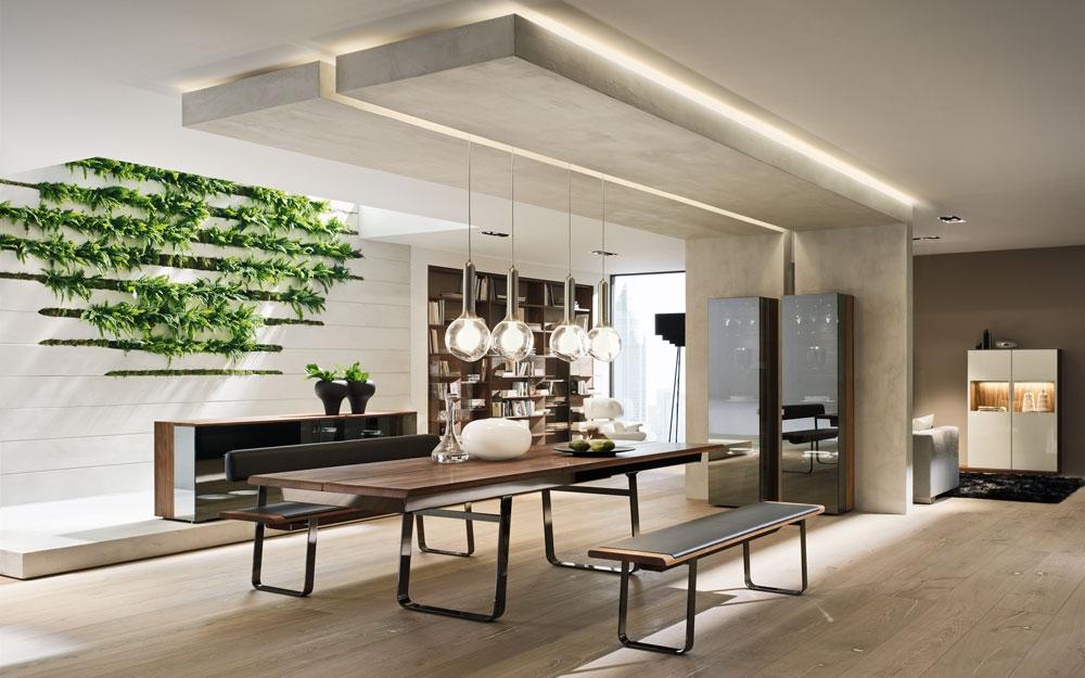 Wohnwand m bel und design zum einrichten und wohnen von for Wohnen mobel design