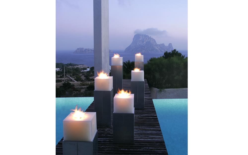 kamin kerzen von engels kerzen lifestyle und design. Black Bedroom Furniture Sets. Home Design Ideas