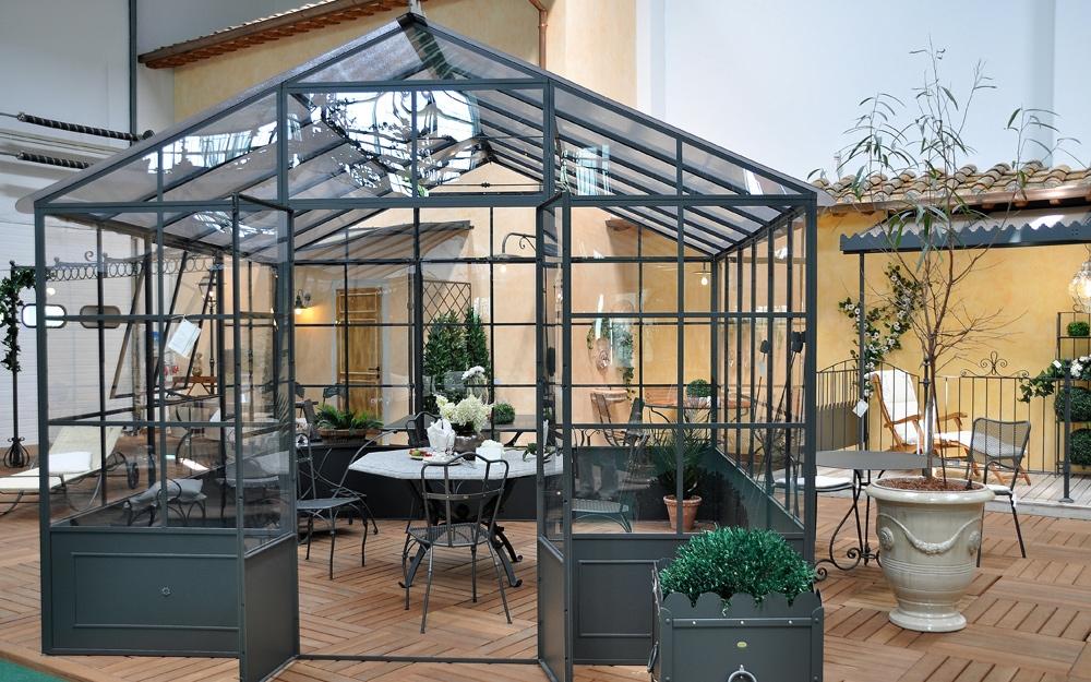 gew chshaus orangerie von unopi lifestyle und design. Black Bedroom Furniture Sets. Home Design Ideas