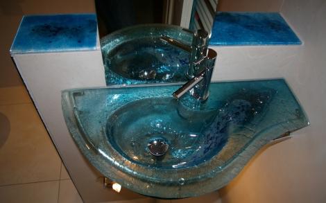 Waschtisch Glas glas waschtisch fuego lifestyle und design